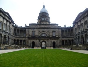 Old College of Edinburgh University