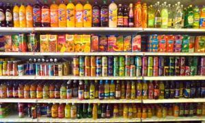 soft drinks and dental health