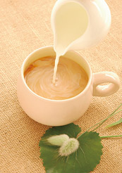 чай с мляко